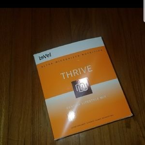 Thrive lifestyle mix